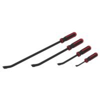 4pc Heavy-Duty Prybar Set. AK9105